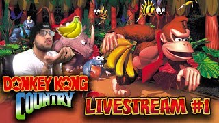 Donkey Kong Country on SNES Classic!