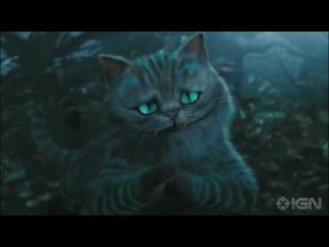 The Cheshire Cat Alice No País Das Maravilhas Youtube