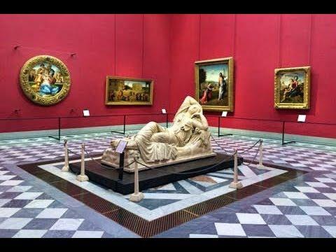 Galleria degli Uffizi Firenze - Uffizi Gallery Museum in Florence