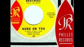Watch Righteous Brothers Hung On You video