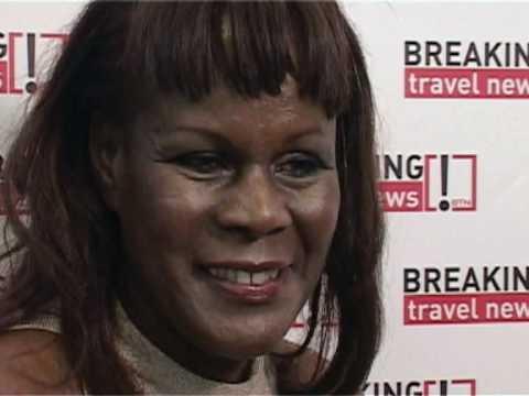 Gloria Jones-Knapp, General Manager, Bacolet Beach Club, CHTA 2012