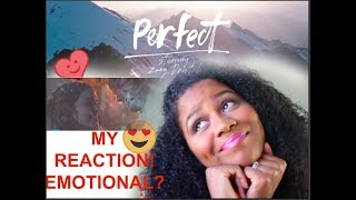 Ed Sheeran  Perfect (Official Music Video)| REACTION-EMOTIONAL?
