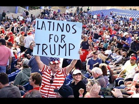 "30,000+ people at the Costa Mesa, CA Trump Rally ""MASSIVE"""