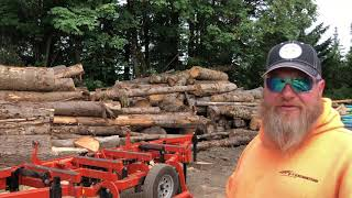Forest to Fire Station: Wood-Mizer Lumber In Commercial Construction