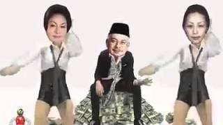 Najib menari