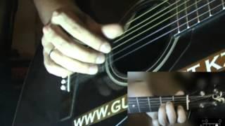 Перебор P-I-M-I-A-M-I-M (Уроки игры на гитаре Guitarist.kz)