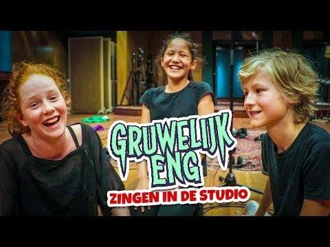 NIEUW LIEDJE: GRUWELIJK ENG! (Vlog 66) - Kinderen voor Kinderen