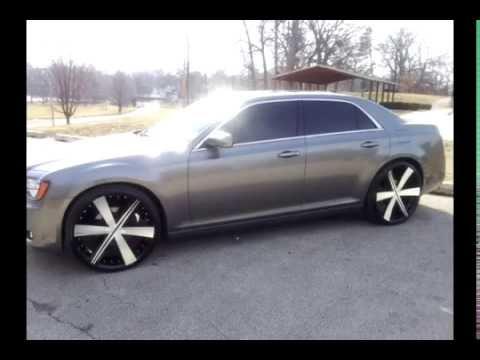Chrysler 300 On 24s Youtube