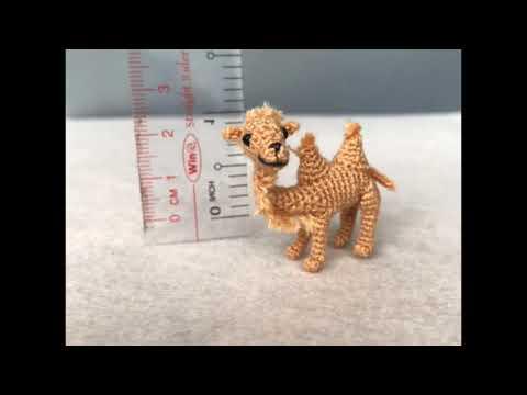 Amazon.com: Miniature Owl Dollhouse Crochet Handmade Figurine ... | 360x480