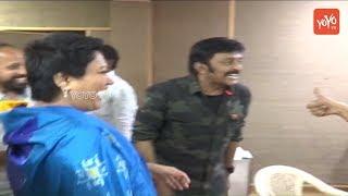 Actress Hema and Rajasekhar Dance   MAA Elections 2019 Results   Jeevitha   YOYO TV Channel