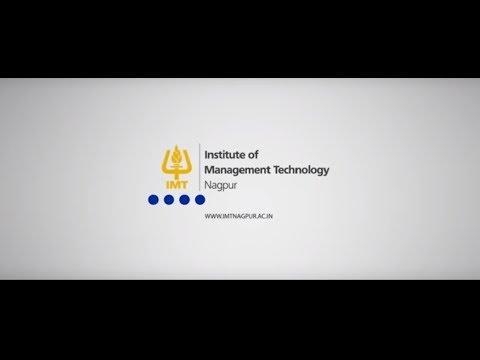 Experience IMT-Nagpur (Official Video)