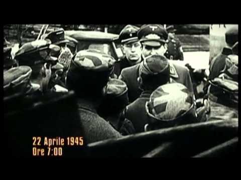 La Battaglia di Berlino cade la Capitale del terzo Reich