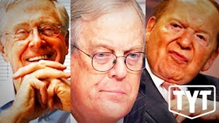 US Controlled By Smaller Cabal Than China