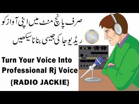 Turn Your Voice Into Professional Rj Voice|Poetry Effects