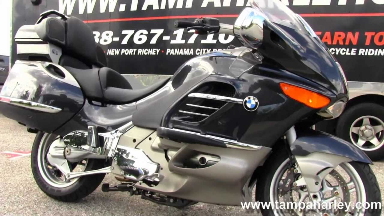 Used motorcycles for sale 2005 BMW K1200LT with ABS - YouTube