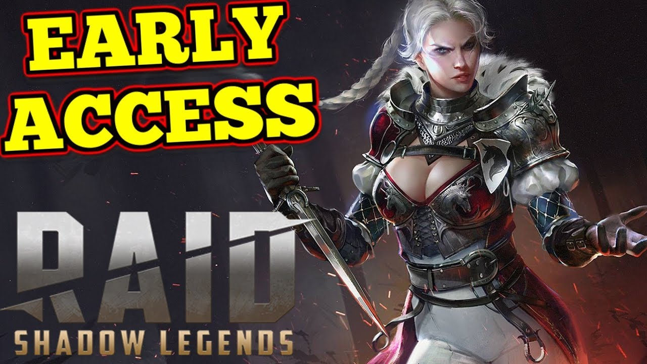 Raid shadow legends characters | Raid: Shadow Legends Guide, Tips