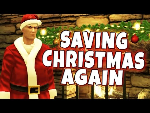 Saving Christmas Again - Hitman: Blood Money