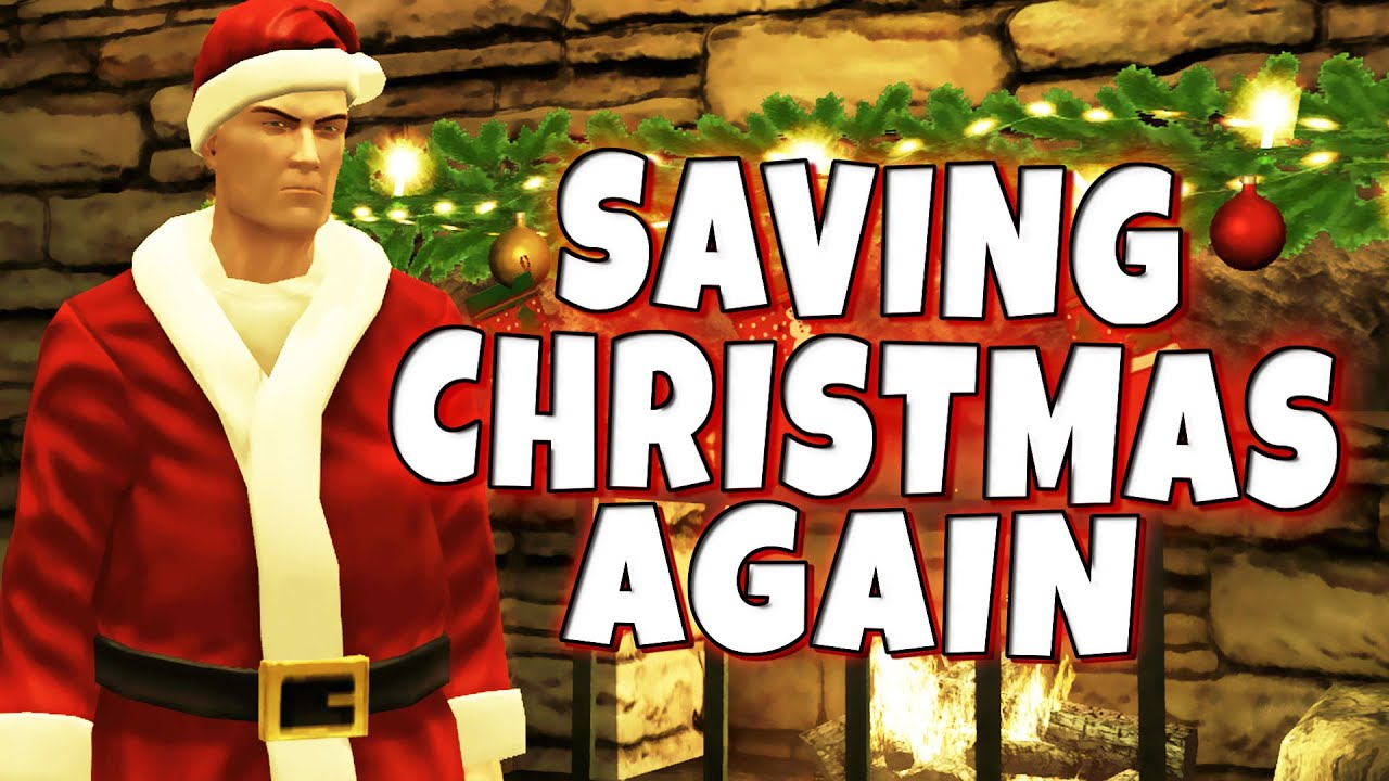 Saving Christmas.Saving Christmas Again Hitman Blood Money