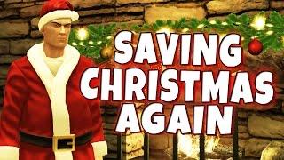 Saving Christmas Again - Hitman: Blood Money