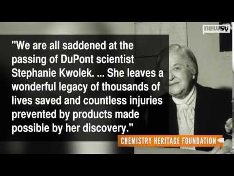 Stephanie Kwolek ,Inventor Of Kevlar, dies at 90