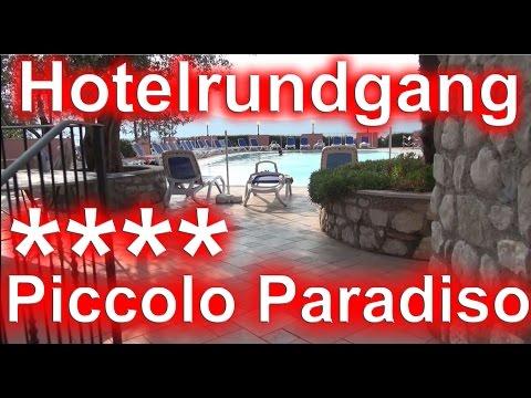 Hotelrundgang Piccolo Paradiso   Toscolano Maderno Italien   Reisebericht