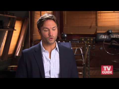 On the Set: Hart of Dixie's Scott Porter