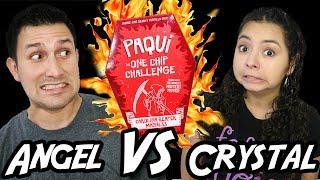 Angel VS Crystal - Un défi de jetons!