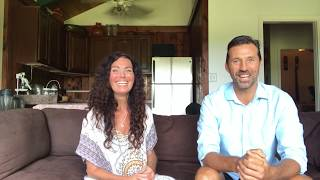 Hilde and Dan McDonald: Truth About Healthy Living and Mother Nature.