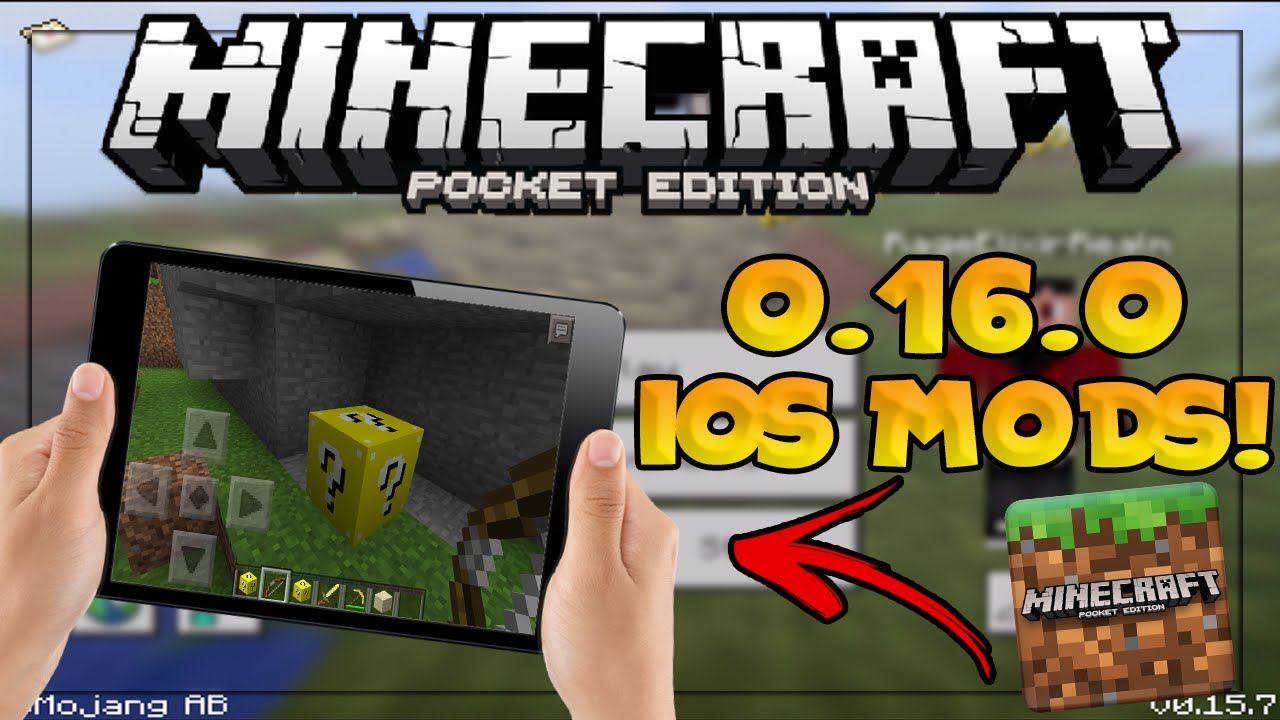 minecraft pocket edition 0 16 0