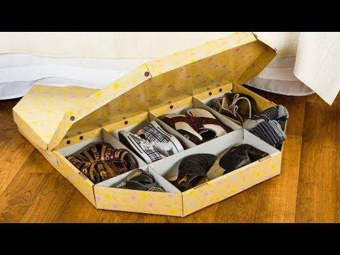 20 Крутых Идей Как Хранить Обувь Дома Правильно