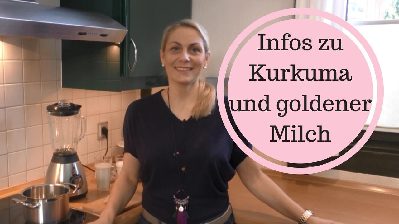Infos zu Kurkuma & Goldene Milch