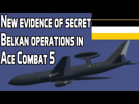 New evidence of secret Belkan operations during the Circum-Pacific War