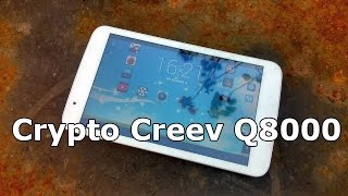 Crypto Creev Q8000 Hands on Review [Greek] Thumbnail
