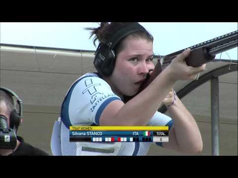 Finals Trap Women - ISSF Shotgun World Cup 2013, Acapulco (MEX)