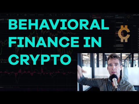 What's Really Driving Crypto Prices? Behavioral Finance, Square Cash, tZero ICO, Events - CMTV Ep86