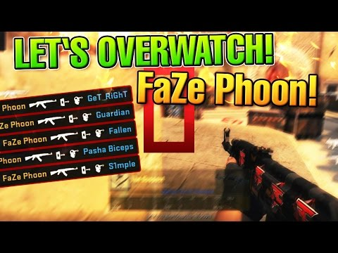 CS:GO FaZe Phoon ist der neue Stern am Himmel! | Let's Overwatch #55
