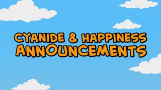 Cyanide & Happiness Announcements: Stab Factory