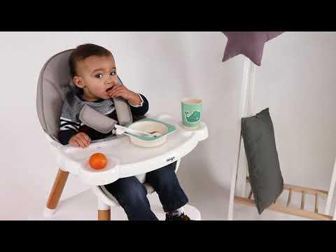 Chaise haute EVA - Nania - utilisable dès 6 mois