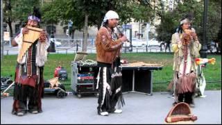 """Otavalos-Indians  """"Los Besos"""""""