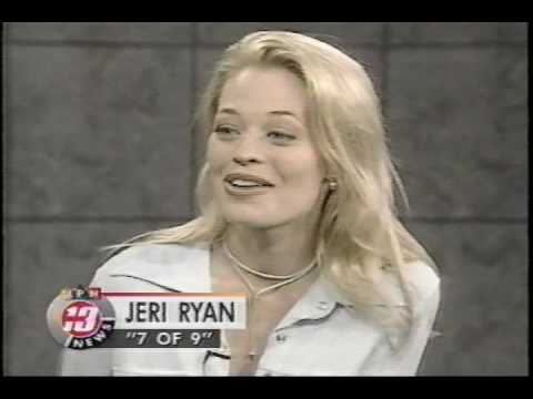 Jeri Ryan joins Voyager as 7 of 9 - UPN News 13 - 09/03/1997