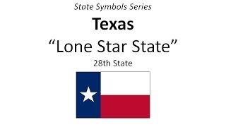 State Symbols Series - Texas