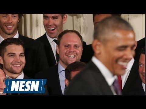 Barack Obama Trolls Phil Kessel During Penguins\' White House Visit ...