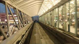 10分で豊洲→新橋 ゆりかもめ 倍速映像 thumbnail