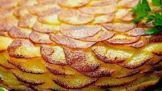 Беру 3 Картошки Лук Даже остыть не успеет Быстрый бюджетный и вкусный