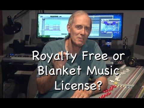 Royalty Free Music Vs. Blanket License