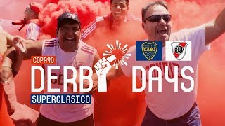 The Biggest Game of All Time | Derby Days Superclásico | Boca Juniors v River Plate