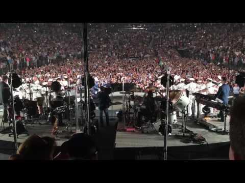 Billy Joel - Goodnight Saigon live 2016 tribute to Navy