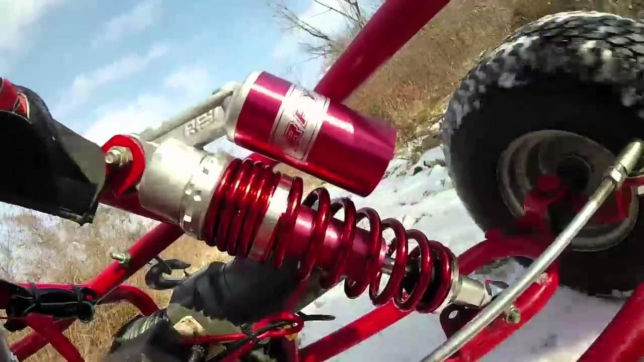 Yerf Dog Nitro shock Upgrade 12 26 13