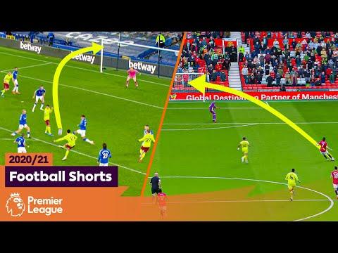 UNFORGETTABLE GOALS   Best Premier League goals of 2020/21   Part 2