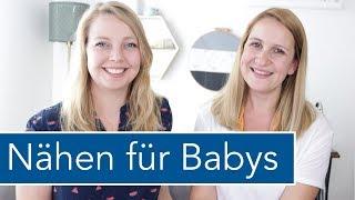 10 Tipps: Nähen für Babys   Nastjas Nähtipps feat. DIY for Baby and Me
